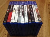 PS4 games excellent condition