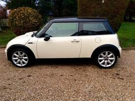 Mini cooper only 83,000 miles full service history