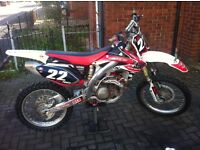 Honda CRF 450R 2oo8 swap/sale..?