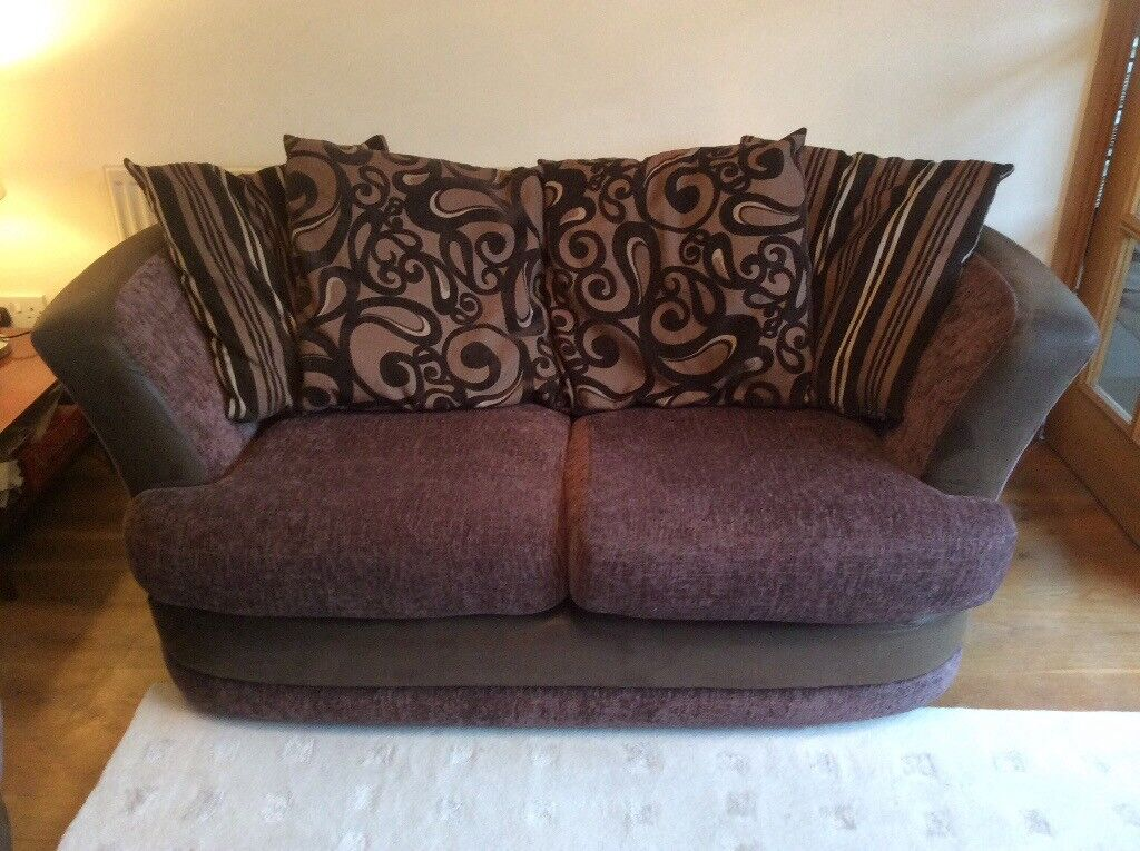 Sofa and Swivel Chair for sale - Great condition!!