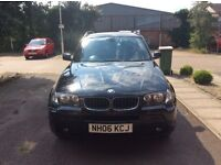 BMW X3 2.0d M-SPORT - EXCELLENT CONDITION - FULLY SERVICED - NEW DUNLOP TYRES - BRAND NEW TURBO