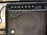 Fender 15R amp