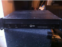 Amp - C-Audio ST400i Professional Power Amplifier 400w per channel @ 4ohm