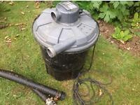 Hozelock bioforce 12000 UVC pond filter