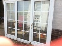 Double glazed window unit with two openers Louth