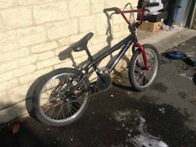 Vendetta boys BMX bike aged 9-11