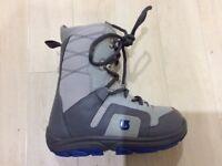Kids Burton Snowboard Boots