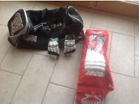 Cricket Bag and Equipment