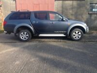 L200, 11 months mot. Average condition, no longer needed.