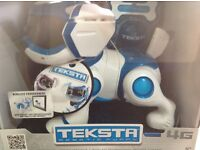 Brand New - Teksta Robotic Interactive Puppy