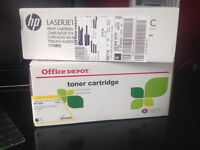 2 Brand new unopened Laserjet Cartridges HP 83A & X [1 from HP & 1 from Office Depot]