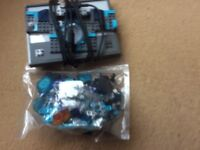 Lego dimensions set and seven figures
