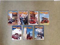 Vintage Meccano Magazines 1956, 1957, 1958