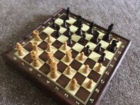 Chess board Game *Vintage* 1970's *Rare*