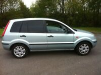 2004 FORD FUSION 2 1.4 5-DOOR FIESTA ESTATE **MOT MAY 2018** RUNS PERFECTLY , DRIVES PERFECTLY