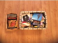 """Job Lot/Collection/Bundle of 300+ 7"""" Vinyl Records Michael Jackson, Human League, Spandau Ballet"""