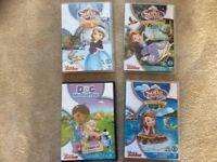 Disney junior dvd bundle.