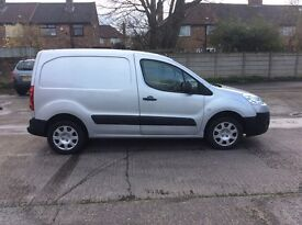 3seater Peugeot partner with side loading door and very low miles bargain at only £3195 ono