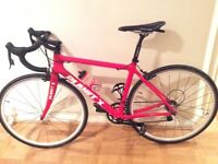 Planet X pro carbon road bike, small