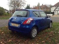 Suzuki swift 2013 free three months warranty