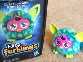 Furby FURBLING - Boxed & Execellent Condition