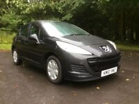 STUNNING 2010 Peugeot 207 S. 5 door MOT July-2019. FSH(8 service stamps). Beautiful car. P/X Cons
