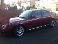 MG ZT 2004 MOT june 2018 £549 ONO