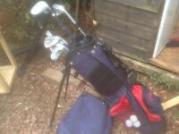 Dunlop Childrens Golf Club Set.