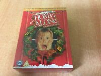 BRAND NEW BOX SET OF 4 HOME ALONE DVD's