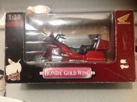 Model Honda Goldwing
