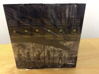 The Mortal Instruments Shadowhunters Paperback – 6 Book Box set by Cassandra Clare