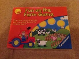 Fun on the Farm game