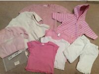 next 0-3 baby girl bundle