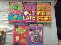 Assorted children/teen books