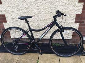 "Muddyfox Tempo 200 Ladies Hybrid Bicycle ""Immaculate Condition"""