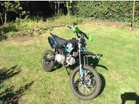 2015 Welsh pit bike 140cc