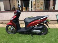 Honda Vision 110cc - Great Condition , One Owner, Low Mileage
