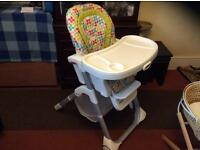 Graco Duodiner Highchair/Booster seat