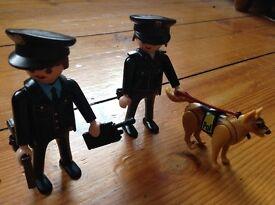 Playmobil Policemen set