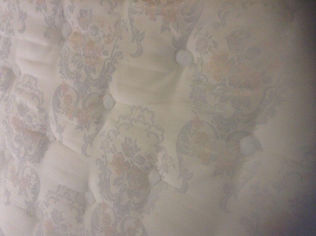 Blind craft King size mattress,£85.00