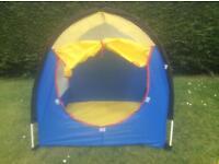 Children's ball tent