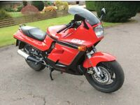 Classic Kawasaki GPZ1000 RX, 1986,completed refurbishment including professional paintwork, NewMOT