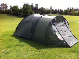 Tent 4 man for sale - Eurohike