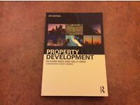 Property development by Richard Teed and Sally Sims ISBN 9780415825184
