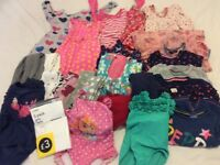 Girl 3-4 years clothes bundle over 20 items