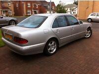 E240 AUTO AVANGARDE CAR NOW SOLD