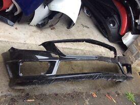 2012 ONWARDS MERCEDES SLK AMG R172 FRONT BUMPER GENUINE