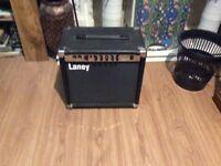 Laney LC15 valve amplifier.