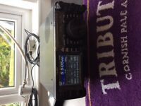 Yaesu ft991a with MAT 30 atu, both as new condition