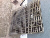 Dog crate cage